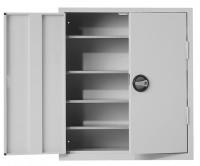 Ordnungsschrank, HxBxT: 780 x 690 x 285 mm 4 Fachböden, zur Selbstbestückung