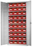 Ordnungsschrank, HxBxT: 1950 x 950 x 400 mm 9 Fachböden, 40xGr.5