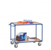 Tischwagen mit 2 Ladeflächen 500 / 850
