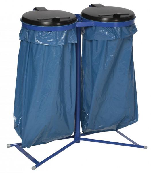 Doppel-Müllsackständer, Stationär
