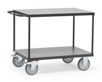 Mittelschwerer Tischwagen Grey Edition 600 / 1000