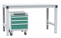 Einzelschubfach für PROFI Graugrün HF 0001
