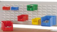 Werkzeug-Schlitzplatten für Alu-Aufbauportale 996 / Lichtgrau RAL 7035