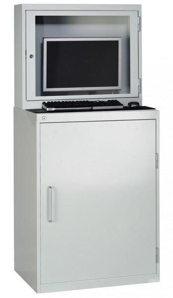Computerschrank mit Vollblechgehäuse