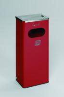 Kombi-Ascher, 32 Liter Feuerrot