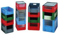 Sichtscheiben für Euronorm Stapelbehälter 400 x 210