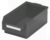 Sichtlagerkästen RasterPlan Grau / 500 x 300 x 200