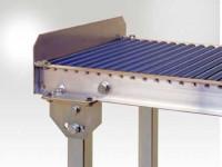 Endanschlag für Kleinrollenbahnen, für 440 mm
