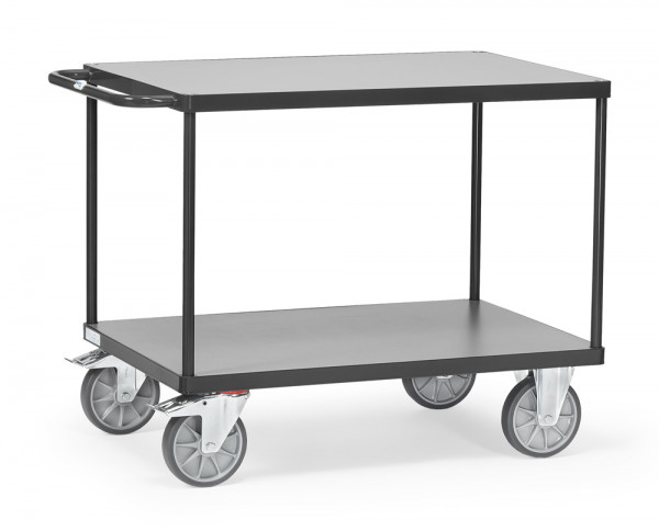 Mittelschwerer Tischwagen Grey Edition