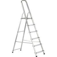 Stufen-Stehleitern 6 / 1,96