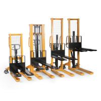 Hydraulik-Stapler, Traglast 500-1000 kg 1000 / 2500