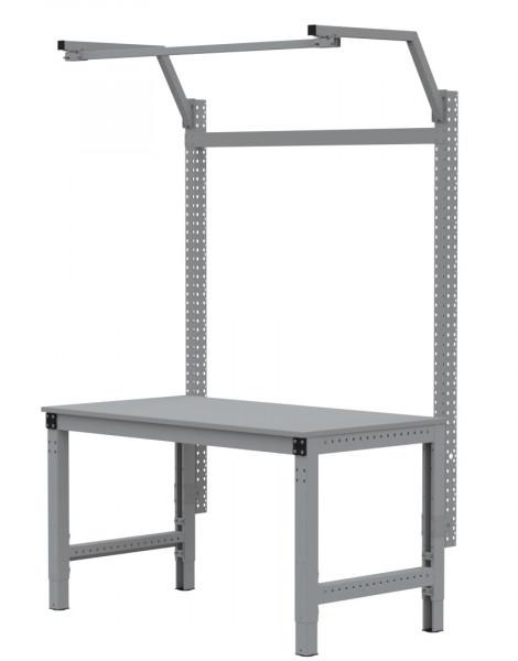 MULTIPLAN Stahl-Aufbauportale mit Ausleger, Grundeinheit