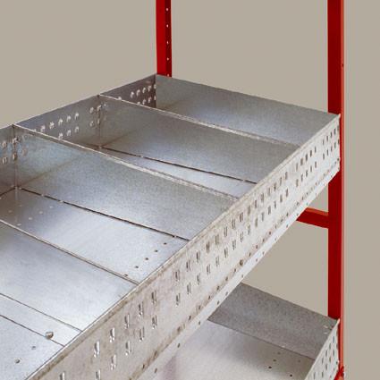 Schüttgutrahmen für Etagenwagen Varimobil