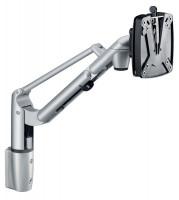 Monitor-Halter, höhenverstellbar an Toolbar/Aufbausäule