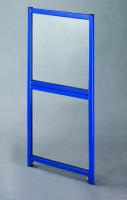 Variables Eckelement für Trennwand-System Universelle Acrylglas