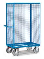 Schrankwagen mit Gitterwand Leergehäuse / 1000 x 680