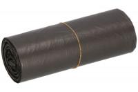 Abfallsäcke, HDPE-Polyethylen 30 / Grau