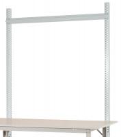 Stahl-Aufbauportale ohne Ausleger für PACKPOOL Standard Lichtgrau RAL 7035 / 1500