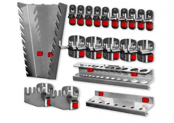 RasterPlan/ABAX Werkzeughalter-Sortiment, 20-teilig