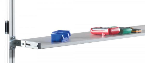 Tiefeneinstellbare Ablage E-LINE, Nutztiefe 350 mm