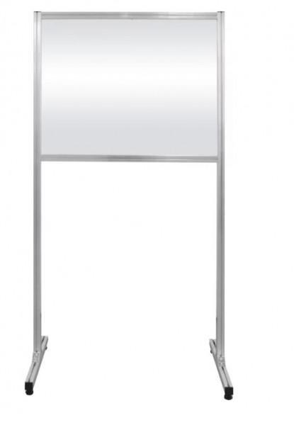 Trennwand aus Plexiglas