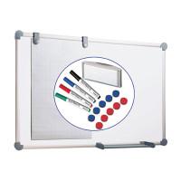 Whiteboard-Komplett-Set 600 x 900