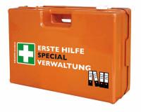 Erste-Hilfe-Koffer SPECIAL Verwaltung