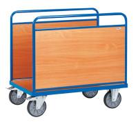 Ballenwagen, Ladefläche L x B 1000 x 700 mm 600 / 1000