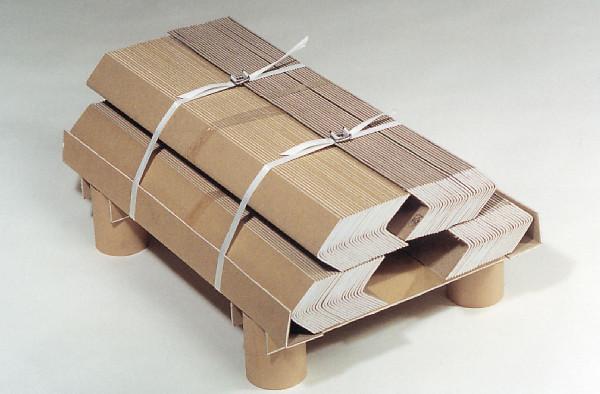 Flächenkantenschutz aus Kraftpapier, 1 VE = 1000 Stück