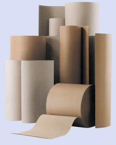Packpapier einseitig glatt