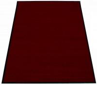 Waschbare Schmutzfangmatte Rot / 1800 x 1200