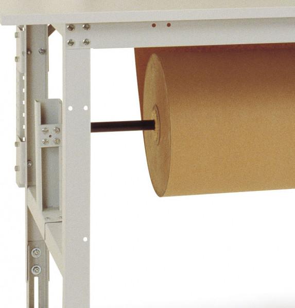 Rollen-Achssatz für Tischbreite 2000 mm