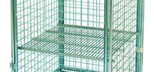 Stahlgitter-Zwischenboden