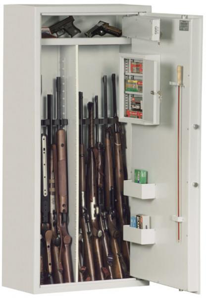 Separates Munitionsfach f. Waffenschrank,mittlere Ausführung