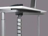 Kabelspirale für höhenverstellbare Schreibtische