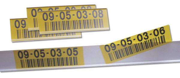 Selbstklebende Tickethalter
