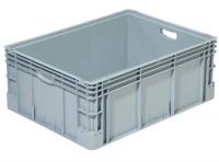 Euro-Transportbehälter Blau / 600 x 800 x 320