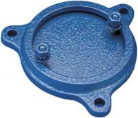 Drehteller für Stahl-Parallel Schraubstock 125 / 100
