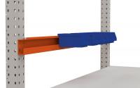 Boxenträgerschiene für MULTIPLAN / PROFIPLAN Rotorange RAL 2001 / 750