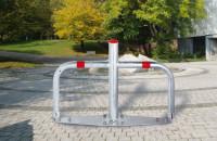 Standard-Parkbügel, umklappbar Gleichschließend