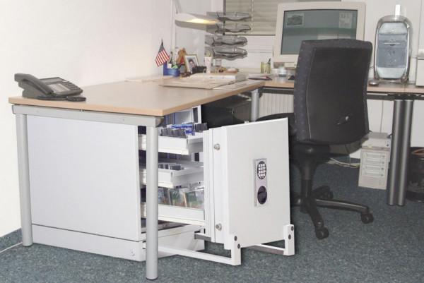 CD-ROM mit Auslesekabel, Vertikal-Datensicherungsschränke