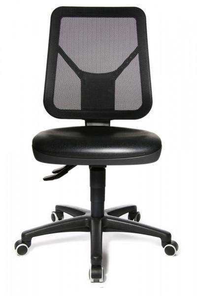 Arbeitsstuhl TECNIC-Line mit Rollen