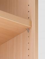 Fachboden für Modufix Büroschrank/-regal 480 / Buche hell