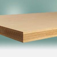 Werkbankplatte Multiplex geölt 50 mm für Combi 1500