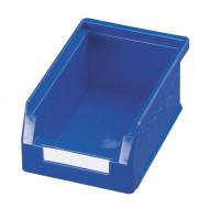 Sichtlagerkästen RasterPlan 160 x 105 x 75 / Blau