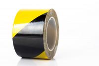 Bodenmarkierungsband Extra 75 / Gelb/Schwarz