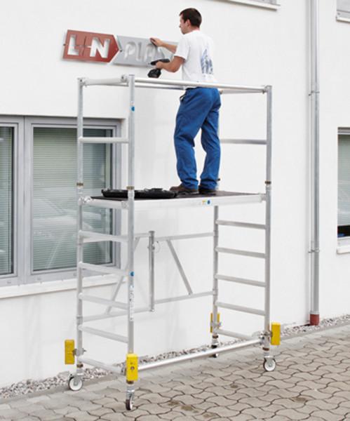 Dreiecks-Ausleger für 3700 mm Plattformhöhe