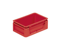 Euro-Transportbehälter Rot / 200 x 300 x 120