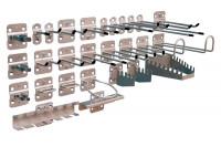 Werkzeughalter-Set 12-teilig