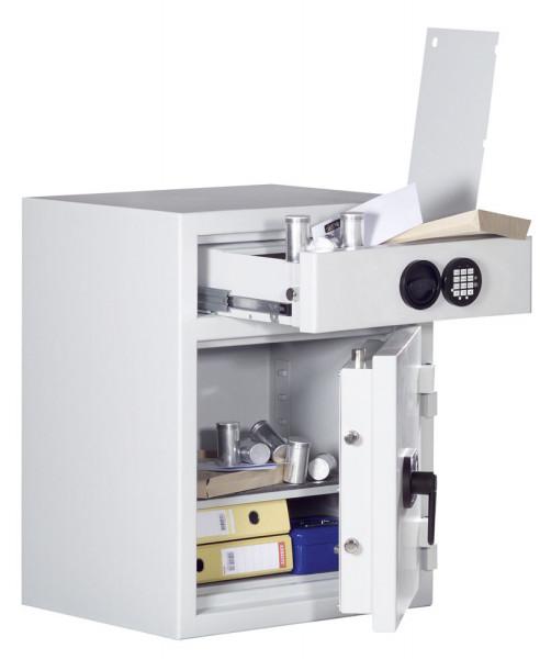 CD-ROM mit Auslesekabel für Schubladentresore